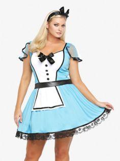 Strorybook Alice Costume Dress