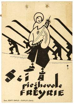 Bernardini Piero, 1929