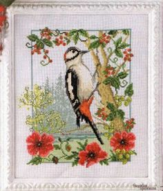 Cross Stitch. Want the free pattern?? Check out my Cross Stitch Patterns free Board for this along with many more!!! :)