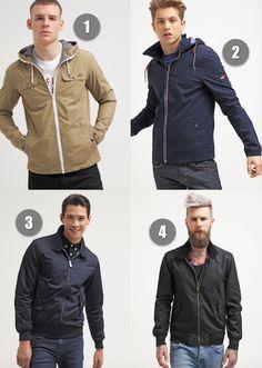 Choisir une veste de printemps pour la mi saison | Gentleman
