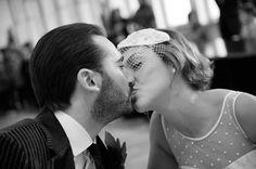 Un matrimonio rock'n'roll anni '50: Laura e Matteo