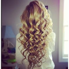 Hairstyles for Long Hair featuring polyvore, beauty products, haircare, hair styling tools, hair, hair styles, hairstyles, beauty and cabelos