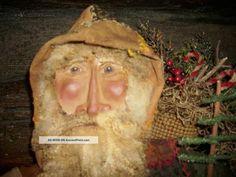 Handmade Primitive Christmas Folk