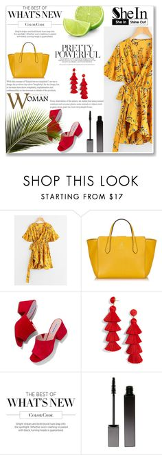 """SheIn Contest"" by miincee ❤ liked on Polyvore featuring Gucci, Steve Madden, BaubleBar, Martha Stewart and Serge Lutens"