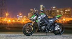 2014 Kawasaki Z1000 ABS (Photo by Kevin Wing) This motorcycle was tested in the April 2014 issue of Rider magazine.