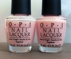 Comparison: It's A Girl vs. In The Spotlight Pink | Nail Juice