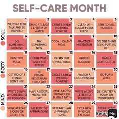 I don't know who wants to start this with me, but I'm starting this tomorrow! Join in on the self care Month. Take a screen shot and lessss goooo 🥰🥰🥰🙏🏼🙏🏼 selfcare selflove itsimportant Fitness Workouts, Pilates Workout, Meditation Practices, Guided Meditation, Happiness Challenge, Self Care Activities, Self Improvement Tips, Mind Body Soul, Self Care Routine