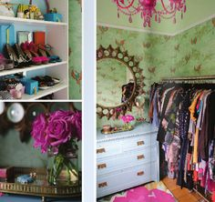 colour and wallpaper