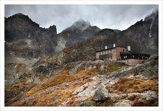 Autumn in the Tatra Mountains/Teryho chata Tatra Mountains, Mount Everest, Grand Canyon, Europe, Autumn, Nature, Travel, Beautiful, Fall