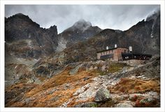 Autumn in the Tatra Mountains/Teryho chata