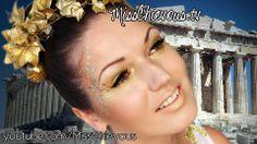 MissChievous.tv: Tutorial: Greek Goddess (Halloween)