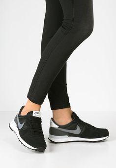 Dames Nike Sportswear INTERNATIONALIST - Sneakers laag - black/cool grey/anthracite Zwart: € 89,95 Bij Zalando (op 20-5-16). Gratis bezorging & retournering, snelle levering en veilig betalen!
