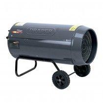 draper psh136b jet force propane space heater with wheels - Propane Space Heater