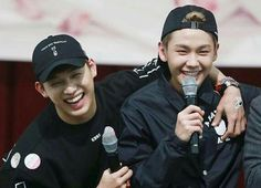 Ilhoon e Hyunsik Born To Beat, Hyunsik Btob, My Melody, Kpop Boy, Boys Who, Singers, Bands, Drama, Ships