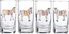 Paper Source Zebras Glasses