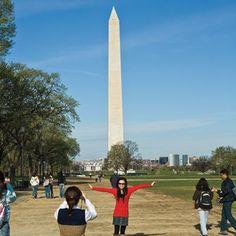 picture of washington dc mall obelisk