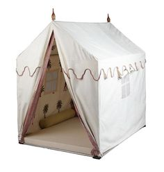 Mini Mughal Tent by Mela & Roam Mehndi Night, Kids Teepee Tent, Luxury Tents, Kids Zone, Indian Wedding Decorations, Party Props, Glamping, To My Daughter, Outdoor Gear