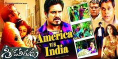 Poster Of America Vs India (Greeku Veerudu) Full Movie Hindi Dubbed Free Download Watch Online At all-free-download-4u.com