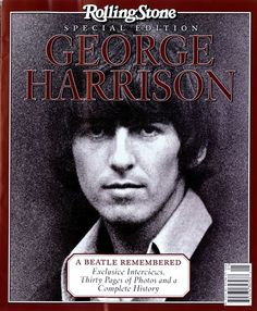 George Harrison Rolling Stone Special Edition