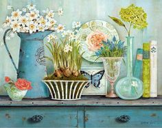 Vintage Collectables II (Kathryn White)