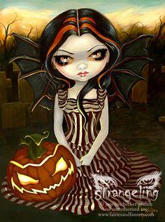 Halloween Twilight by Jasmine Becket-Griffith