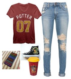 Harry Potter!!! by haleynhester on Polyvore featuring polyvore, fashion and style