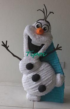 olaf pinata | Piñata Olaf Frozen