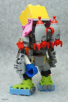 Duplo-bot | nobu_tary | Flickr