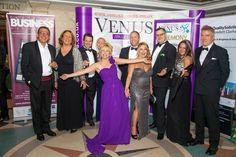 Beautiful dresses from Venus Awards Ceremony Brighton