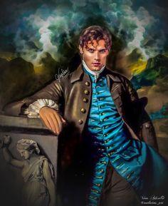 Outlander James Fraser