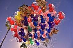 Disney World Birthday Ideas