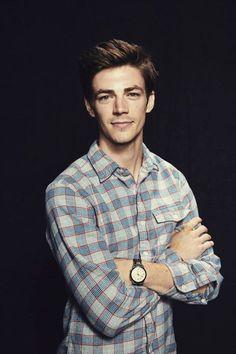 Grant Gustin (Barry Allen, The Flash)