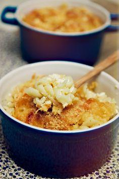 Mac and Cheese (receita de forno)   COZINHA PARA 2 : Cozinha para quem não sabe cozinhar. Sem fogão, sem complicação. Vídeos de receitas deliciosas, com poucos ingredientes. Tudo simples e rápido.