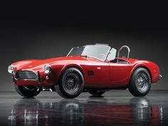 1963 Shelby 289 Cobra | The Don Davis Collection 2013 | RM AUCTIONS