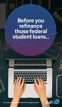 Heres what you need to know to find how refinancing student loans can impact your debt and lower your payments. Federal Student Loans, Student Loan Debt, School Loans, Home Financing, Budgeting Finances, Financial Tips, Student Life, Ways To Save, Money Management