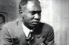 """Melvin B. Tolson 1898-1966 - Known for his complex, challenging poetry, Melvin B. Tolson earned little critical attention throughout most of his life, but he eventually won a place among America's leading black poets. He was, in the opinion of Allen Tate, author of the preface to Tolson's Libretto for the Republic of Liberia, the first black poet to assimilate """"completely the full poetic language of his time and, by implication, the language of the Anglo-American tradition."""""""