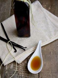 Zobrazit detail - Recept - Vanilkový extrakt