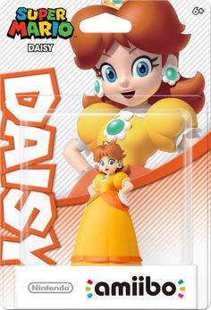 Amiibo Daisy (Super Mario Collection) - WII U - Acheter vendre sur Référence Gaming