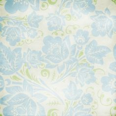 Free download Floral Paper - blue/green