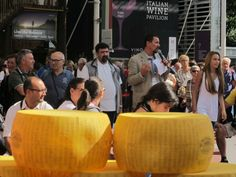 Parmigiano Reggiano | News | Parmigiano Reggiano at EXPO ends with a bang