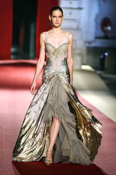 Abed Mahfouz - Haute Couture Fall Winter 2006/2007 - Shows - Vogue.it