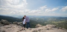 Lost Gulch Proposal Colorado Rocky Mountains Kissing