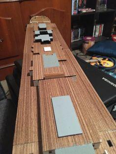 Forums / POB Build Logs / RMS Titanic 1:250 Hachette - Model Ship Builder Rms Titanic, Model Ships, Logs, Building, Concept Ships, Buildings, Construction, Magazines