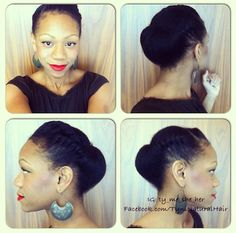 Click the image for Tynisha's natural hair photos and regimen