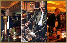 Casa da Suíça Restaurante  (Chef Volkmar Wendlinger)  R. Cândido Mendes, 157 - Glória, Rio de Janeiro - RJ, 20241-220 (21) 2252-5182 - Cozinha Internacional   http://www.casadasuica.com.br/ https://www.facebook.com/Casa-da-Su%C3%AD%C3%A7a-131710756872332/