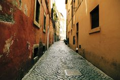 Free Image on Pixabay - Alley, Pavement, Houses, Narrow As You Like, That Way, Tall Font, In Natura, Free High Resolution Photos, Habitat For Humanity, Group Travel, Food Travel, Europe Travel Tips