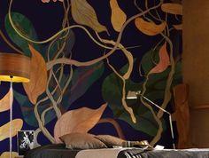 Transformez vos murs à l'aide d'un papier peint 3D - de l'originalité et jeux de perspectives