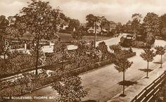 Old Postcards, Paris Skyline, England, History, Travel, Ideas, Historia, Viajes, Destinations