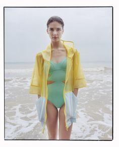 adidas by Stella McCartney SS14 Lookbook #Swimwear #Fashercise #adidas