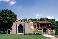 spanish colonial homes | Hutsell Designed Architecturally Significant Spanish Colonial House ...